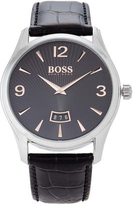 HUGO BOSS 1513425 Two-Tone Command Watch