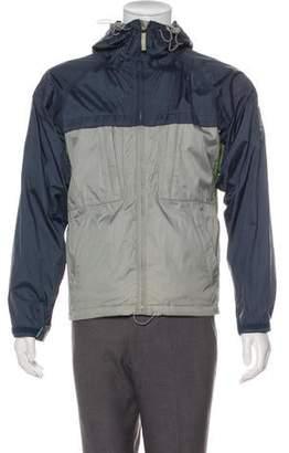 Burton Nylon Zip -Up Jacket