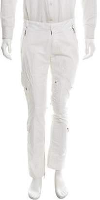 Ralph Lauren Black Label Flat Front Utility Pants