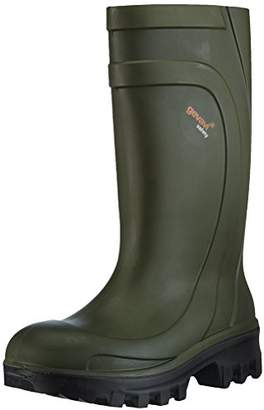 S4 Gevavi Unisex Adults' THERMOTOP GS-LAARS Unlined Rubber Boots Half Shaft Boots & Bootees Green Size: 8