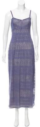 Laundry by Shelli Segal Knit Maxi Dress