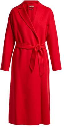Max Mara Notizia Coat - Womens - Red