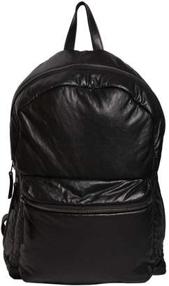 Giorgio Brato Soft Nappa Leather Backpack