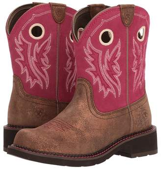 Ariat Fatbaby Heritage Cowgirl Cowboy Boots