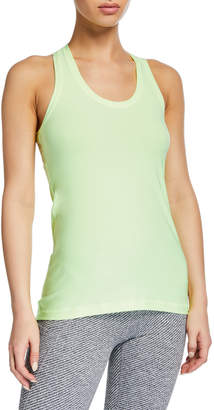 Gottex X by Fitted Scoop-Neck Racerback Tank Top