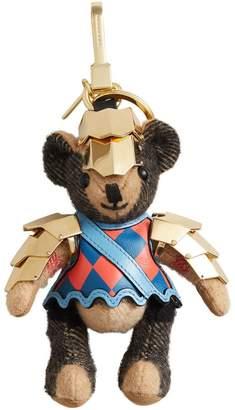 Burberry Thomas Bear Charm with Knight Armour Detail