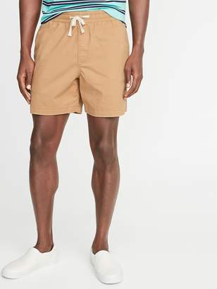 Old Navy Built-In Flex Twill Jogger Shorts for Men - 7-inch inseam