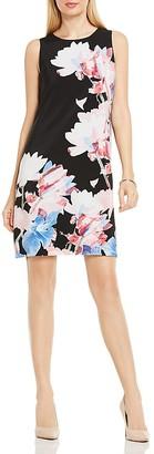 VINCE CAMUTO Floral Print Shift Dress $139 thestylecure.com