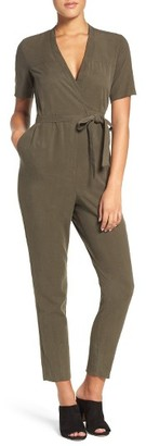 Women's French Connection Trooper Jumpsuit $178 thestylecure.com