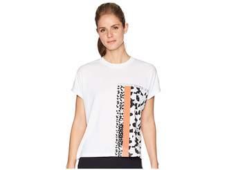 Under Armour Essentials Patchwork Tee Women's T Shirt