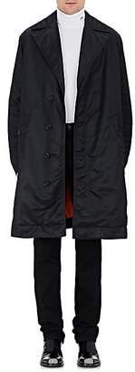 Calvin Klein Men's Belted Coat - Black Size 48 Eu