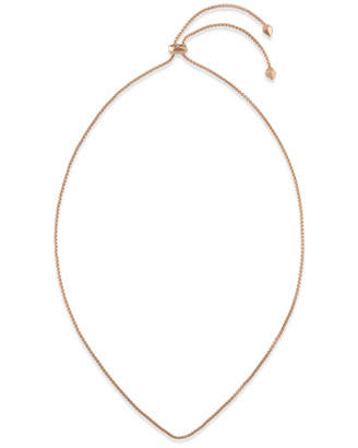 Kendra Scott Adjustable Chain Necklace