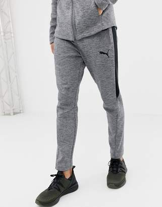 Puma Training EvoStripe Pants In Gray