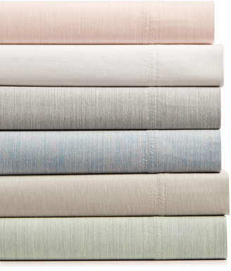 Hotel Collection Closeout! Cotton 525-Thread Count 3-Pc. Yarn-Dyed Twin Xl Sheet Set, Created for Macy's Bedding