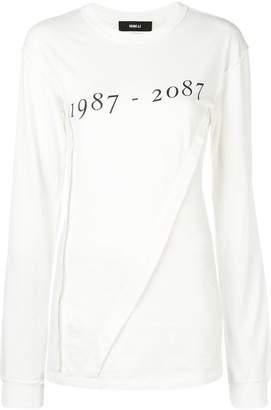 Yang Li 1987 2087 sweatshirt