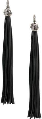 Saint Laurent Lou Lou Tassel earrings