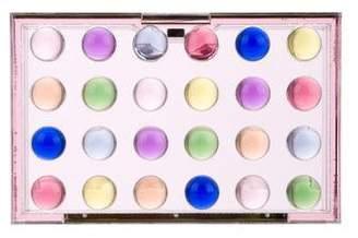 Mary Katrantzou Dots Small Box Clutch