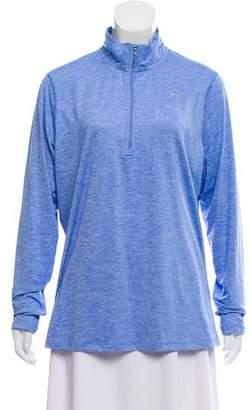Nike Half-Zip Long Sleeve Top w/ Tags