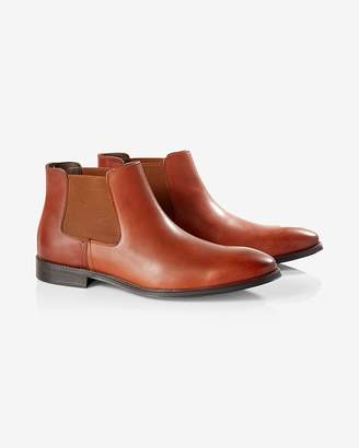 Express Leather Chelsea Boot