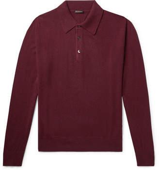 Rubinacci Cashmere Polo Shirt