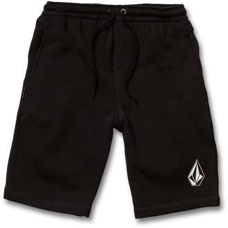 Volcom Deadly Stones Fleece Shorts