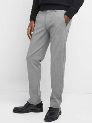 Gap Knit Khakis in Slim Fit with GapFlex