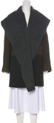 Vince Oversize Wool Coat
