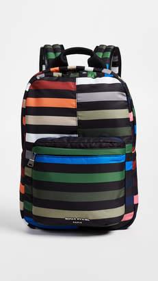 Sonia Rykiel Stripe Backpack