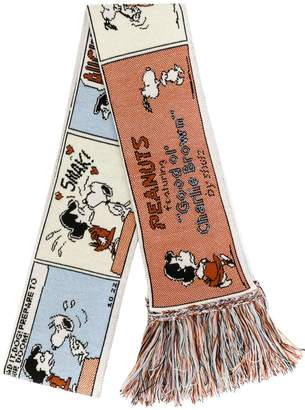 Marc Jacobs Snoopy scarf