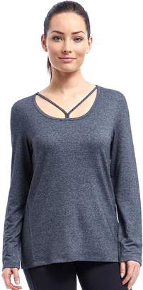 Women's Marika Jemma Strappy Neck Tee
