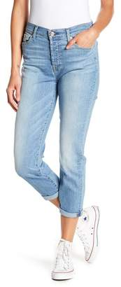 7 For All Mankind Josefina High Waist Straight Leg Jeans