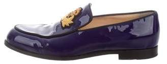 Christian Louboutin Laperouse Patent Leather Loafers