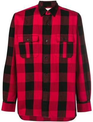 Bagutta Accademy plaid shirt