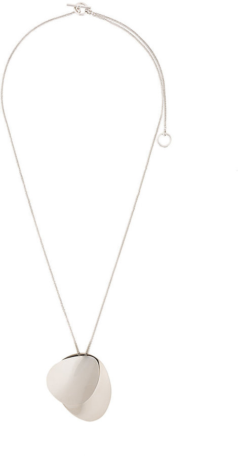 CelineCéline disk pendant necklace