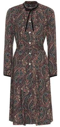 A.P.C. Nola printed twill dress