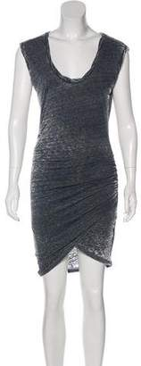 Pam & Gela Sleeveless Mini Dress