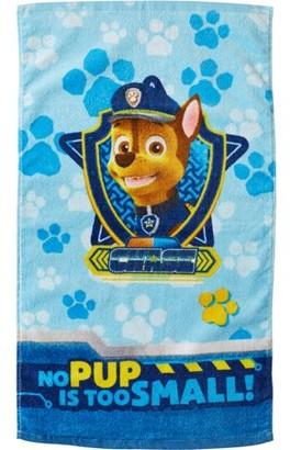 PAW Patrol Kids Hand Towel, 15in x 26in, 100% Cotton, 1 Each
