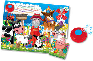 Learning Journey My First Sing Along Puzzle - Old Macdonalds Farm