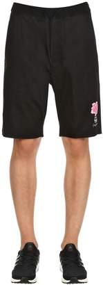 Y-3 James Harden Satin Shorts