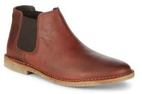 Kenneth Cole Reaction Slip-On Leather Chelsea Boots