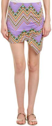 T-Bags LosAngeles tbagslosangeles Tbagslosangeles Envelope Skirt