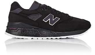 New Balance Men's 998 Nubuck Sneakers