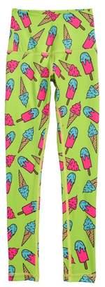 Flexi Lexi Ice Ice Cream Leggings