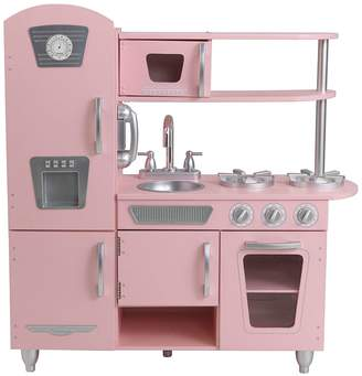 Kid Kraft Pink Vintage Play Kitchen