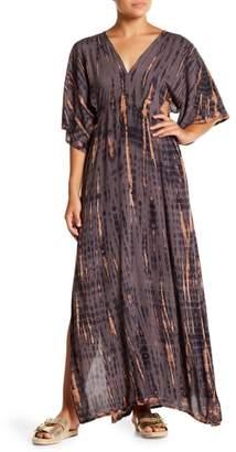 Tiare Hawaii Indio Tie-Dye Maxi Dress