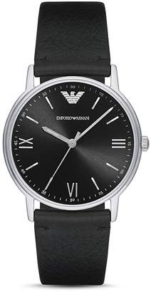 Emporio Armani Automatic Stainless Steel Watch, 43 mm