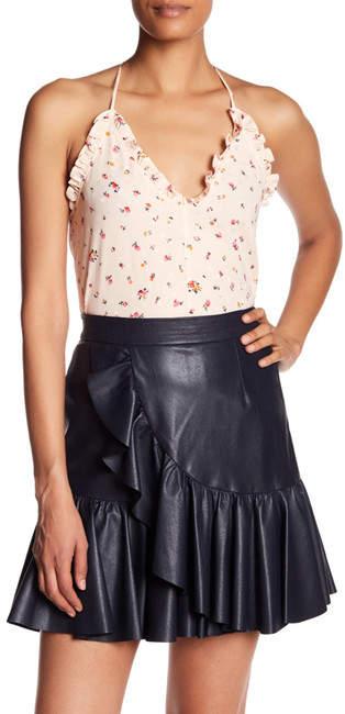 Rebecca Taylor Mia Floral Silk Camisole