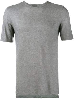Lot 78 Lot78 Grey Cashmere Blend T-Shirt