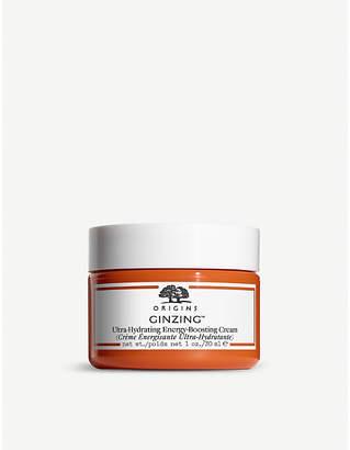 Origins Ginzing Ultra-Hydrating Energy-Boosting Cream 30ml