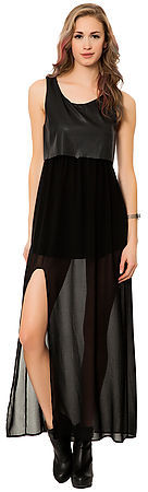 *MKL Collective The Deja Vu Dress in Black